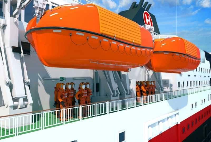 E Learning Hurtigruten Safety Security Movie 01