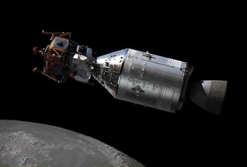 VFX ProSieben Galileo Spezial Survive Moon