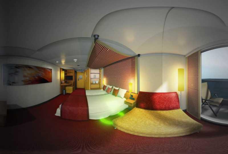VR Carnival Cabin Evacuation 01