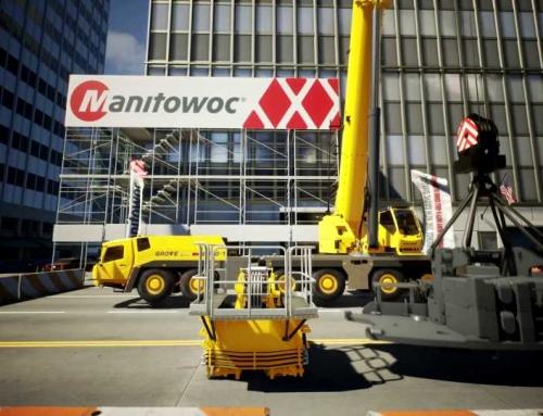 Manitowoc Product Launch AT Crane