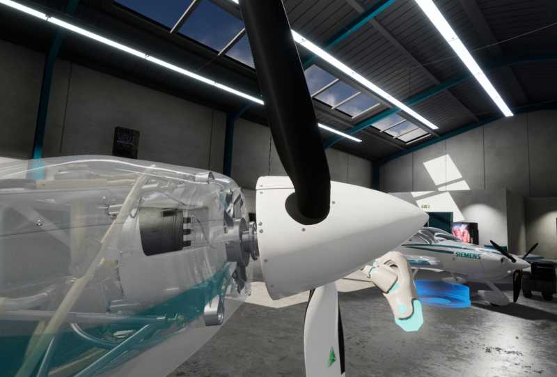 VR Siemens e Aircraft 01