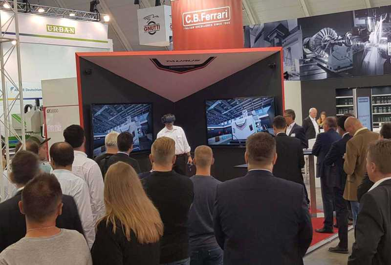 VR Waldrich Coburg Product Launch Taurus 02