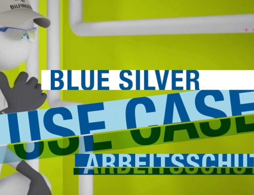 BLUE SILVER Use Case E-Learning – Facility Management